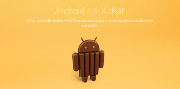 Android KitKat partners with Nestlé creating first ever 3D-printed chocolate show 1