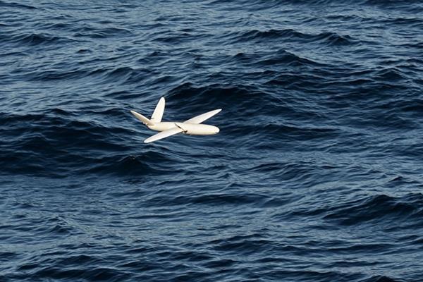 Королевский флот провел в Антарктиде успешные испытания созданного на 3D-принтере дрона - 2