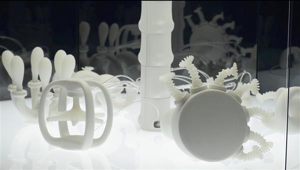 Проект Exo-biote вдохнул жизнь в 3D-печатных гибких роботов - 1
