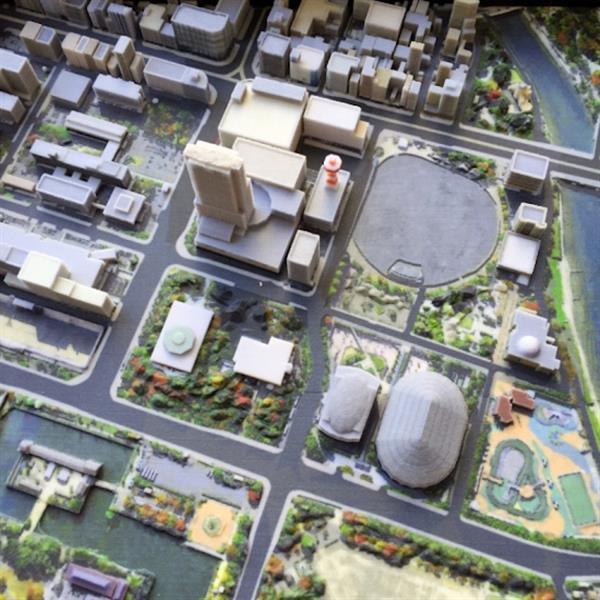 Японская компания iJet предлагает диковинку: невероятные 3D-печатные диорамы - 7