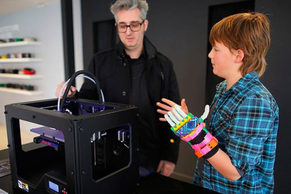 MakerBot opens new store in Boston