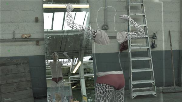 секреты создания 3D-печатной танцовщицы из клипа Chemical Brothers - 4
