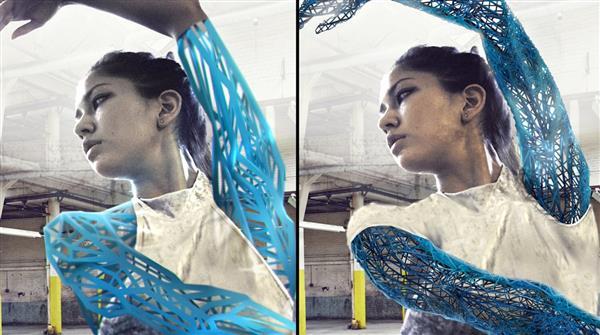 секреты создания 3D-печатной танцовщицы из клипа Chemical Brothers- 5