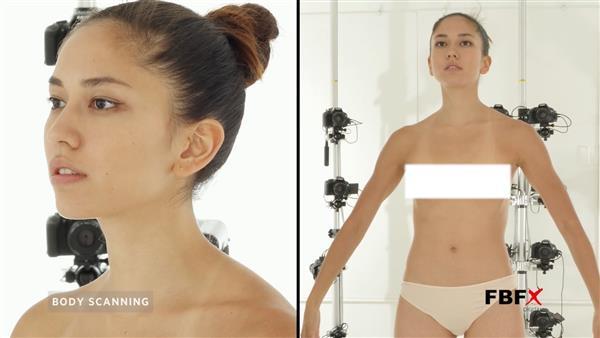 секреты создания 3D-печатной танцовщицы из клипа Chemical Brothers - 7