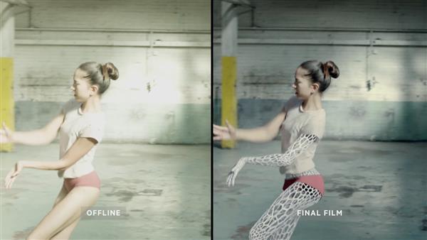 секреты создания 3D-печатной танцовщицы из клипа Chemical Brothers- 8