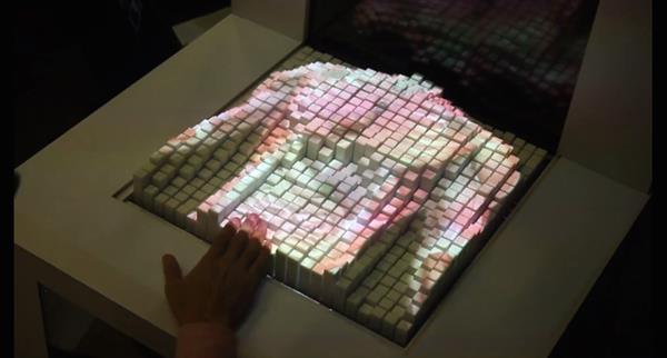 Интерфейс-трансформер Materiable создали при помощи 3D-технологий - 1