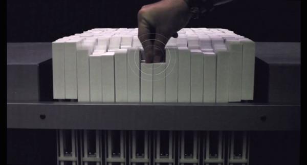 Интерфейс-трансформер Materiable создали при помощи 3D-технологий - 3
