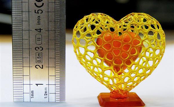 Photocentric представляет технологию «полимерной 3D-печати дневным светом» - 4