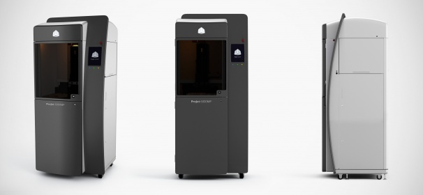 Projet 6000MP 3D Systems 3D Printer