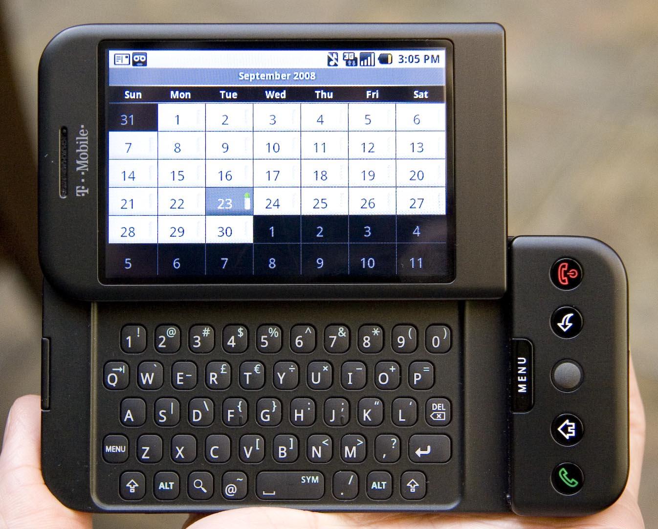 10 лет Android: история одной операционки | Выставка мобильных ...