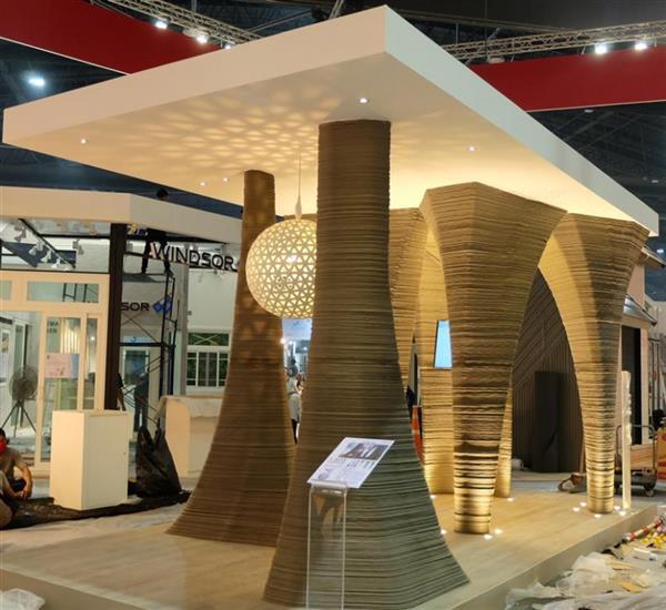 В Таиланде создана 3D-печатная жилая пещера - 2