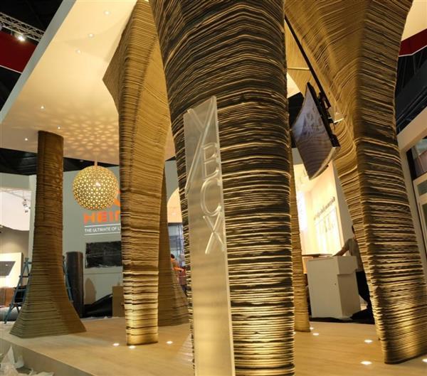 В Таиланде создана 3D-печатная жилая пещера - 3