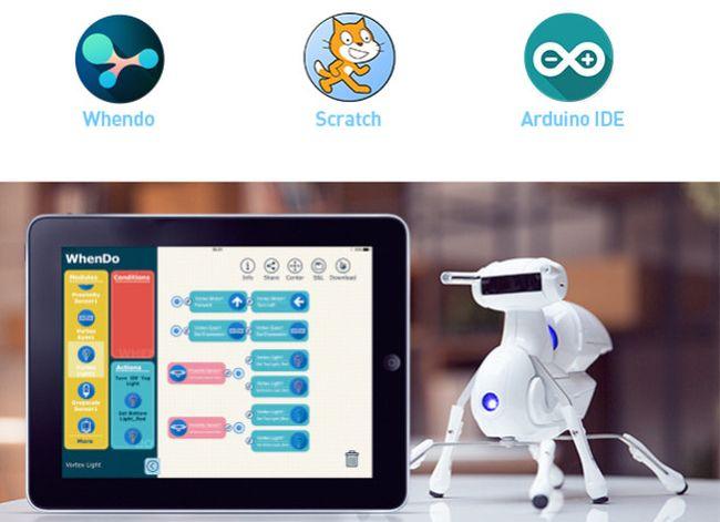 Конструктор Antbo позволяет за несколько минут создать умного робомуравья - 1