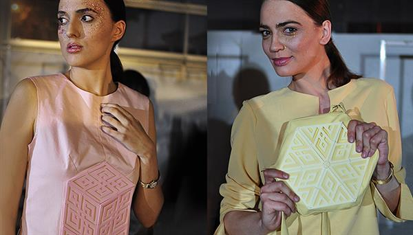 Irina Tosheva's latest collection flaunts 3D printed pieces made on a Zortrax 3D printer - 5