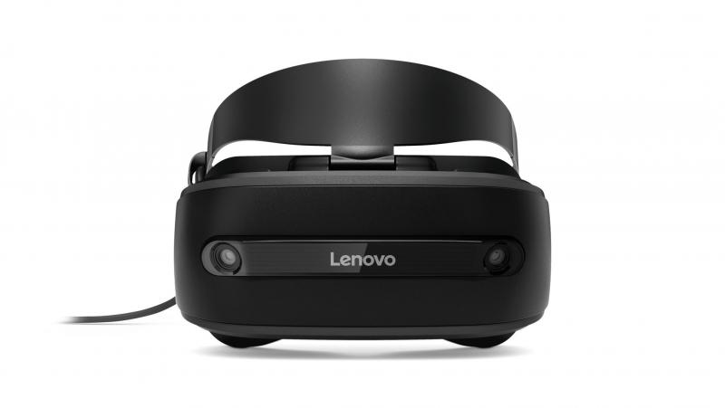 AR/VR/MR Conference: Lenovo's Explorer VR HMD is available for pre-order in Russia