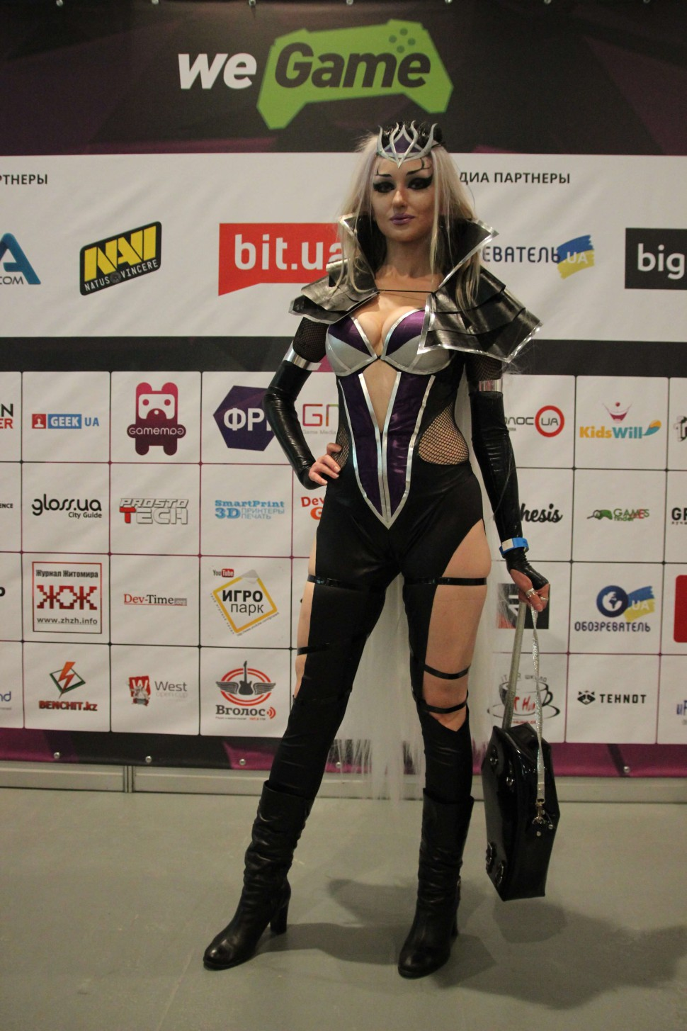 Top 7 cosplayers who attended WEGAME 2.0  - 2