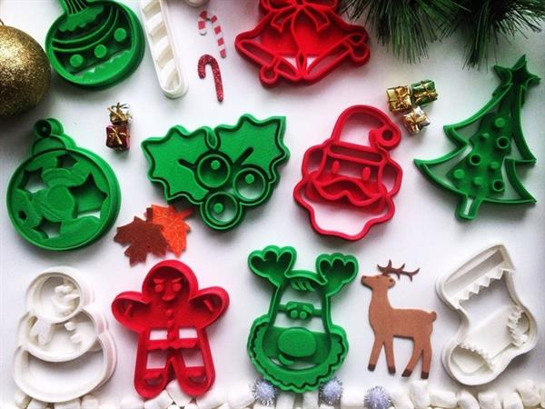 Getting ready for New Year's Day: decorations which can be 3D printed - 3