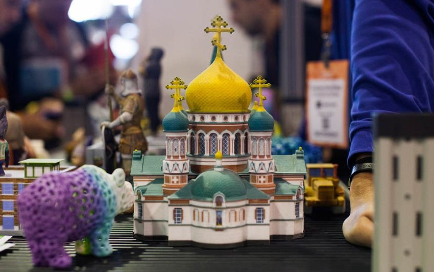 Top 5 of the most expected exhibit items of 3D Print Expo   - 3