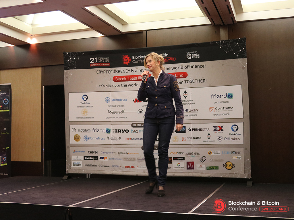 Blockchain & Bitcoin Conference Switzerland Post release 2018 - 2