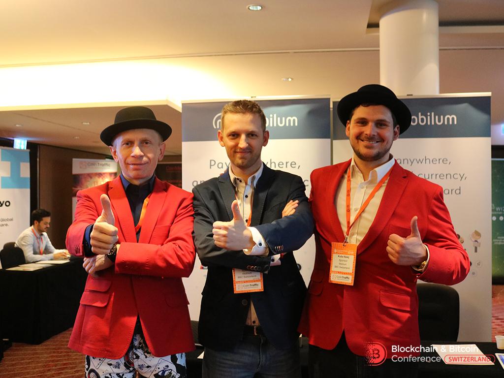 Blockchain & Bitcoin Conference Switzerland Post release 2018 - 6