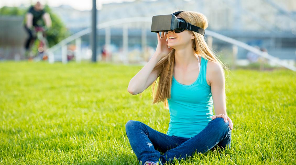Системи віртуальної реальності на фестивалі WEGAME