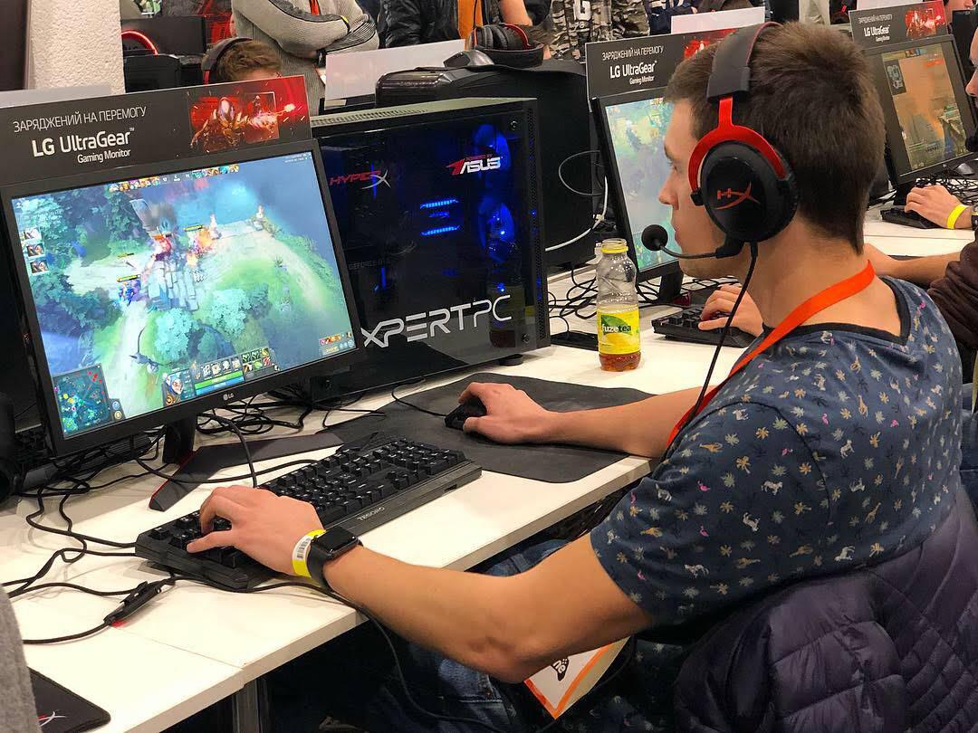 Cybersport Tournament in Ukraine