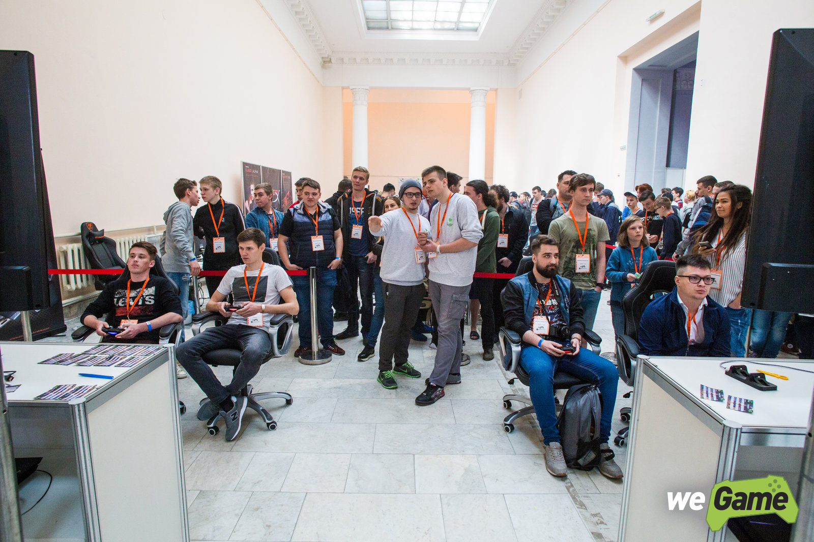 WEGAME 4.0 brought together the biggest meetup of gamers and geeks in Ukraine - 4