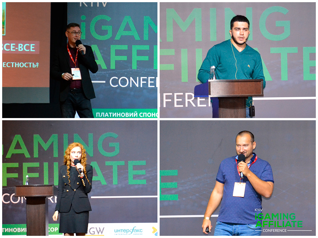 Results of Kyiv iGaming Affiliate Conference 2020 - 2