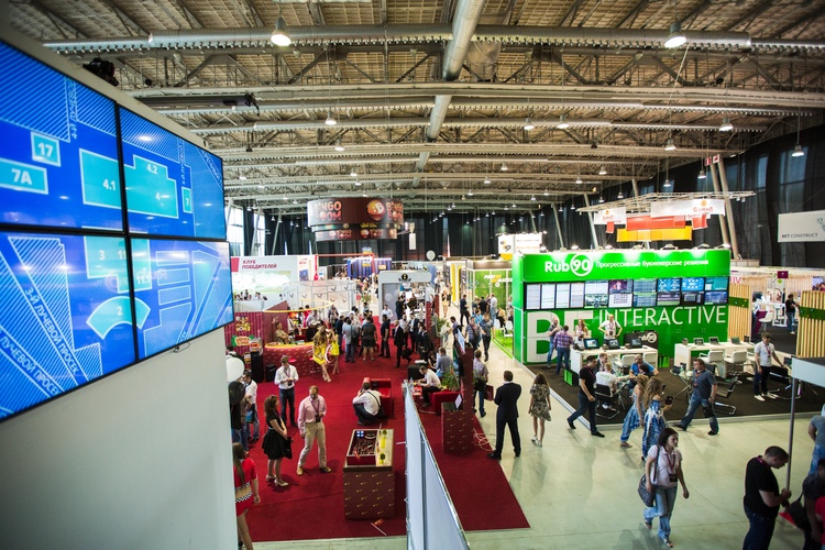 Russian Gaming Week. Results 2015