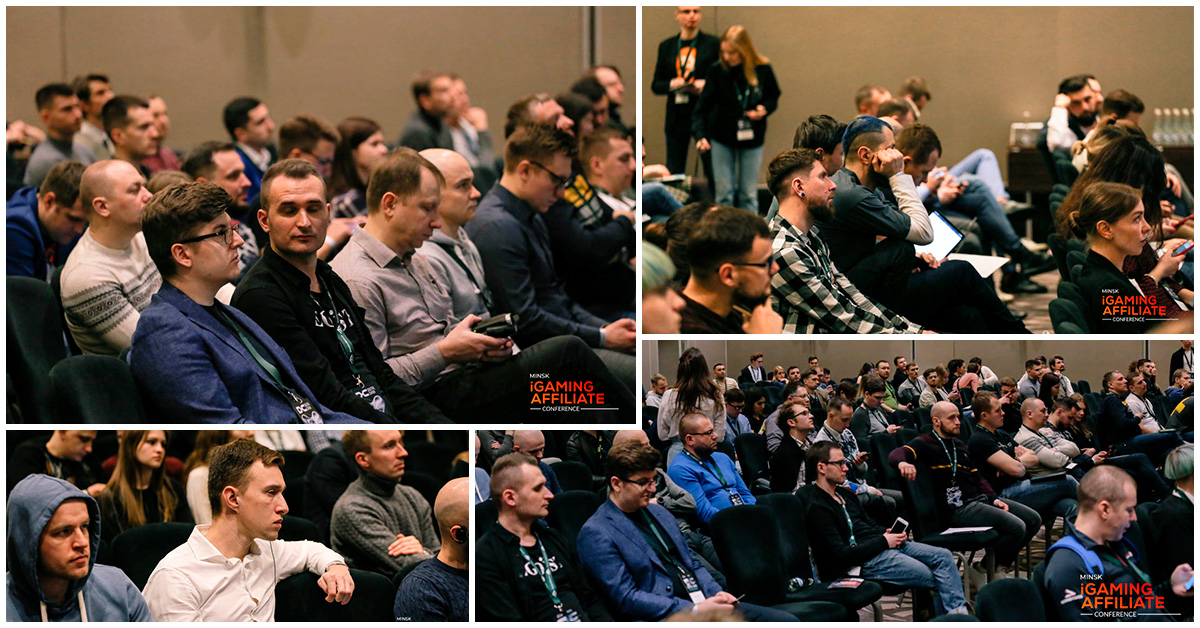 Results of Minsk iGaming Affiliate Conference Exhibitors
