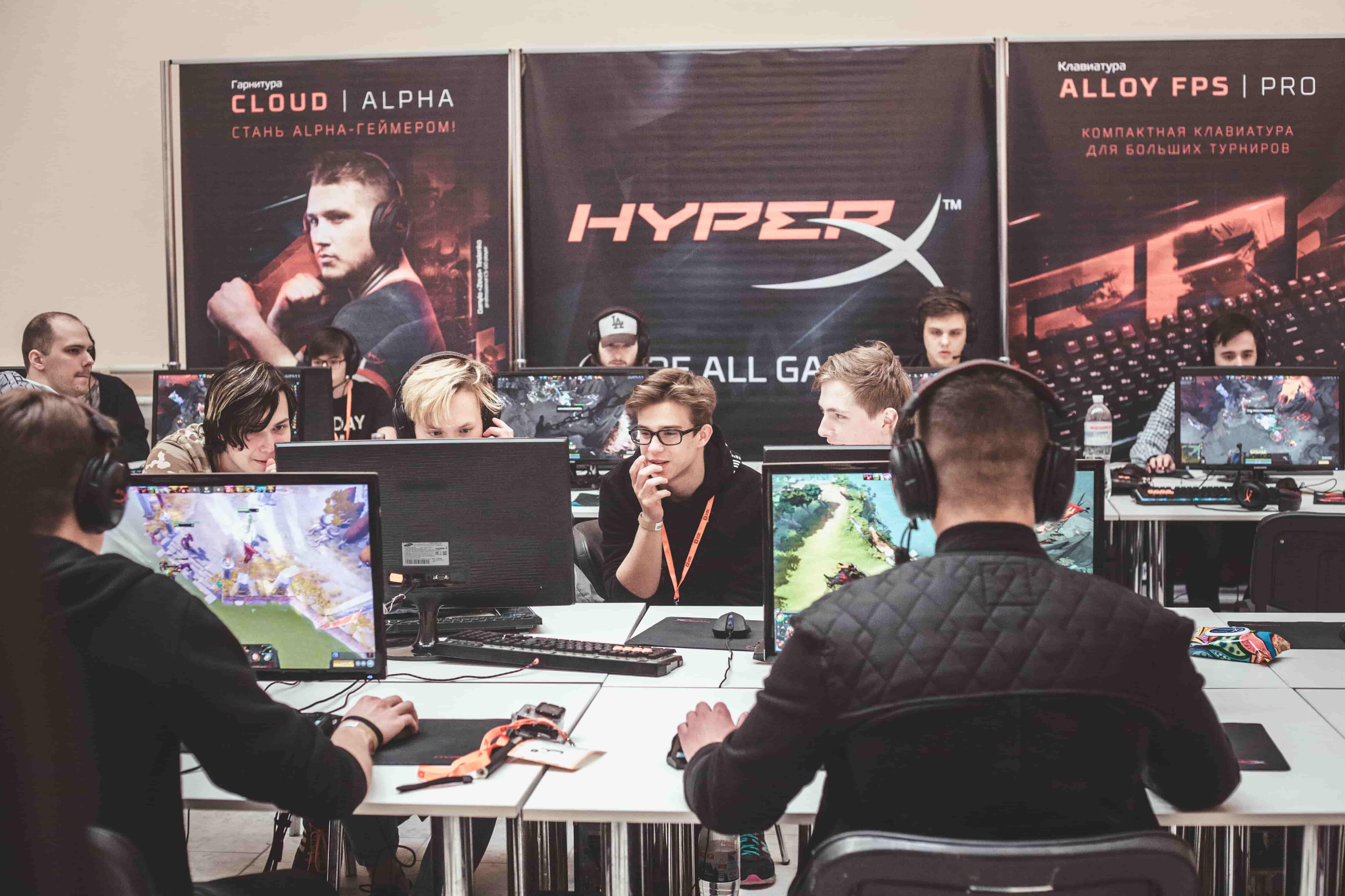 Фестиваль кіберспорту WeGame 5.0 в Києві 2019 | Турнір з кіберспорту в Україні - 3