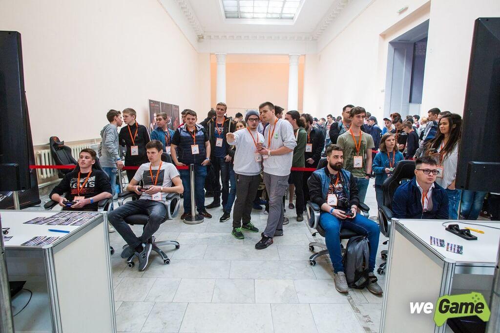 Фестиваль киберспорта WeGame 5.0 в Киеве 2019 | Турнир по киберспорту в Украине - 1